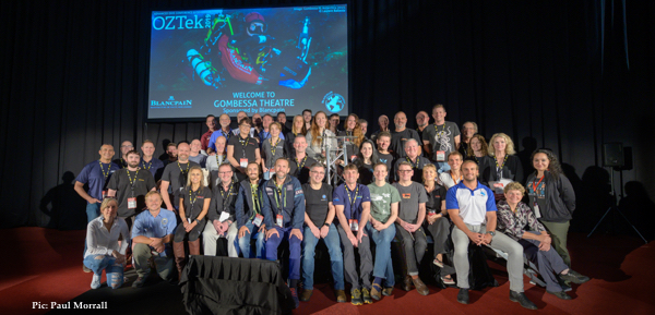 OZTek2019 Advanced Conference Speakers