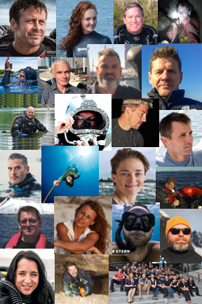 OZTek2019 Advanced Dive Conference New Speakers