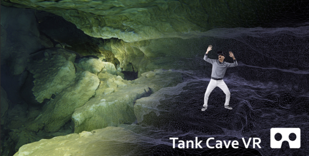 Try it Dry - Tank Cave VR Experience